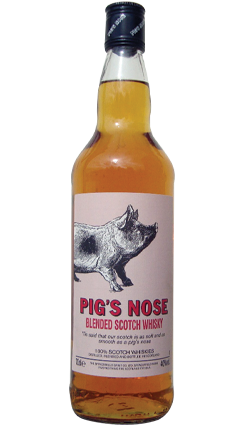 Pigs Nose 5YO Scotch Whisky 700ml