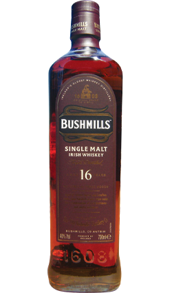 Bushmills 16YO Threewood 700ml
