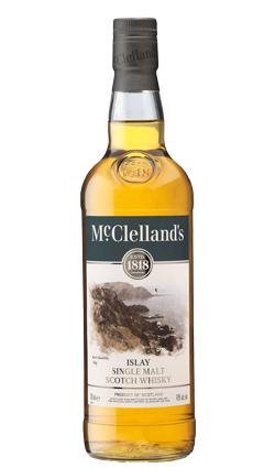 McClellands Islay Single Malt 700ml