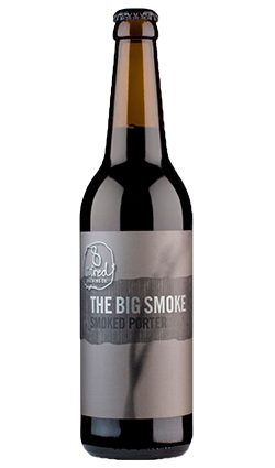 8 Wired The Big Smoke Porter 500ml