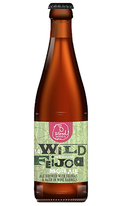 8 Wired Wild Feijoa 500ml