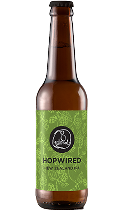 8 Wired Hopwired IPA 500ml
