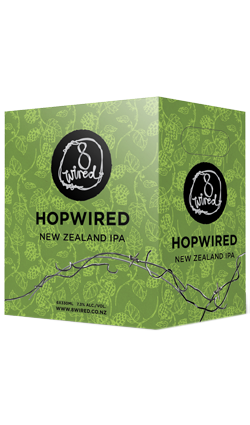 8 Wired Hopwired IPA 330ml 6pk