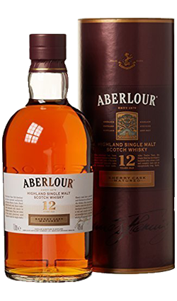 Aberlour 12YO Sherry Cask 1000ml