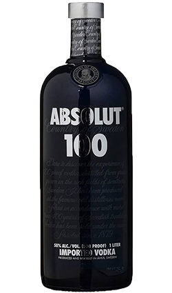 Absolut 100 Proof 1000ml