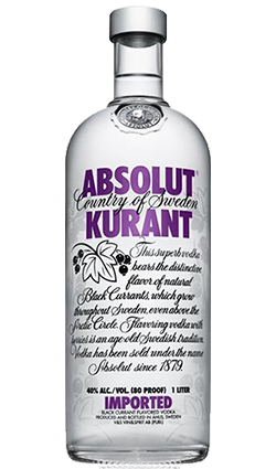 Absolut Kurant 1000ml