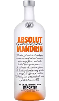 Absolut Mandarin 1000ml