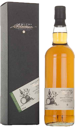 Adelphi 'Breath of Speyside' 2006 / 11YO 700ml