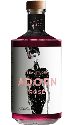 Adorn Rose Gin 42% 750ml