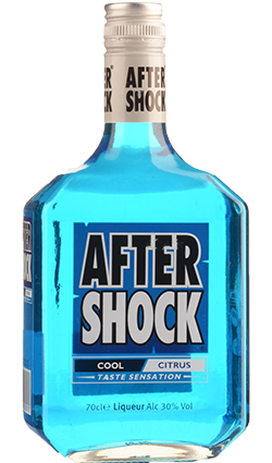 Aftershock Blue 700ml