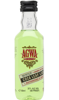 Agwa Coca Leaf Liquor MINI 50ml