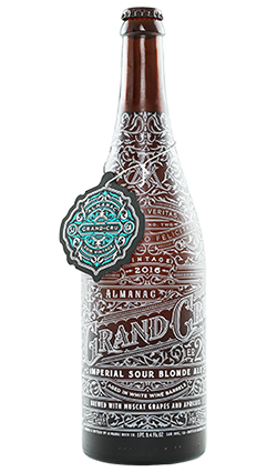 Almanac Grand Cru Imperial Sour Blonde 750ml