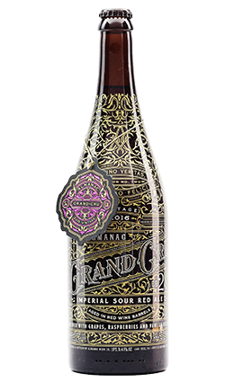 Almanac Grand Cru Imperial Sour Red 750ml