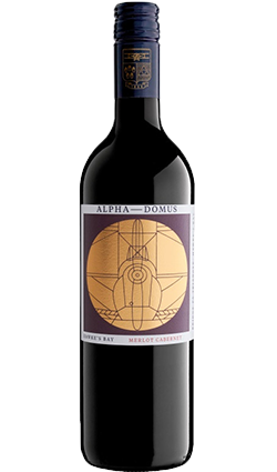 Alpha Domus Collection Merlot Cabernet 2016 750ml