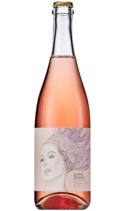 Alpha Domus Beatrix Sparkling Rose 750ml