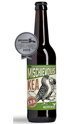 Altitude Mischievous Kea IPA 500ml