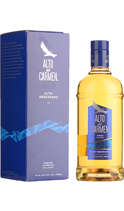Alto Del Carmen Chilean Pisco 750ml