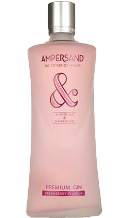 Ampersand Pink Gin 700ml