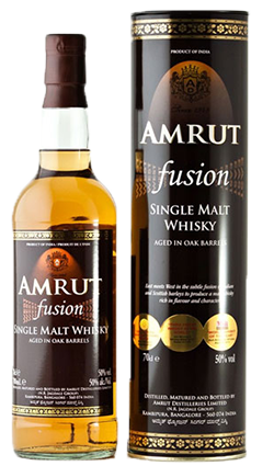 Amrut Fusion Whisky Miniature 50ml