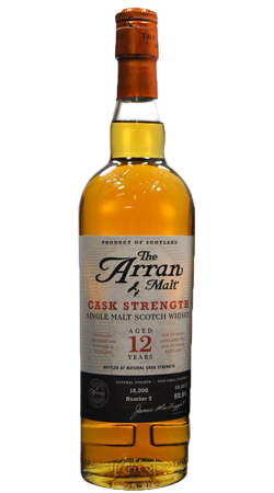 Arran 12YO Cask Strength 700ml