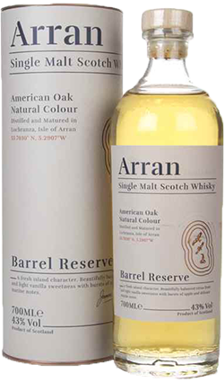 Arran Barrel Reserve 700ml