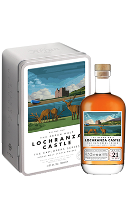 Arran Lochranza Castle 21YO 700ml