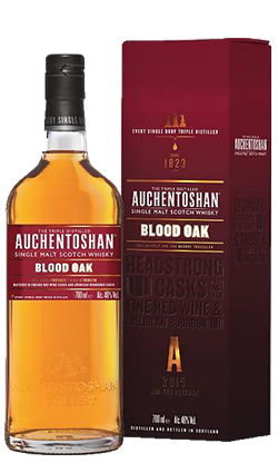 Auchentoshan Blood Oak 700ml