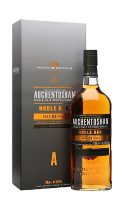 Auchentoshan 24YO Noble Oak 700ml