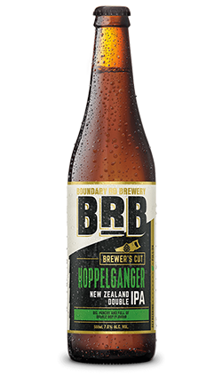 BRB Hoppelganger NZ Double IPA 500ml