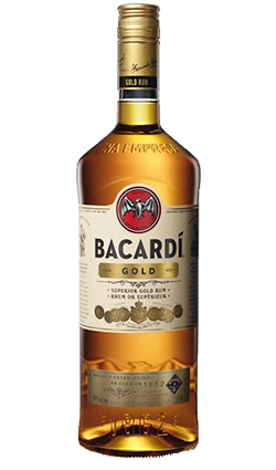Bacardi Gold 1000ml