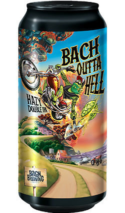 Bach Brewing Outta Hell 440ml