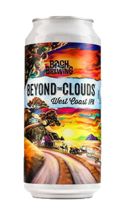 Bach Brewing Beyond The Clouds West Coast IPA 440ml Can