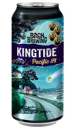 Bach Brewing KINGTIDE IPA 440ml