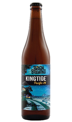 Bach Brewing Kingtide Pacific IPA 500ml