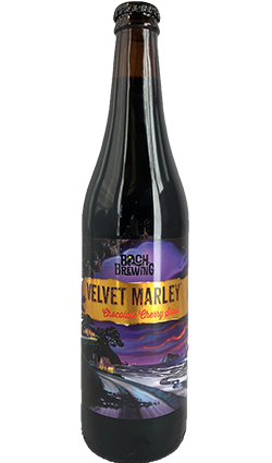Bach Brewing Velvet Marley Choc Cherry Stout 500ml
