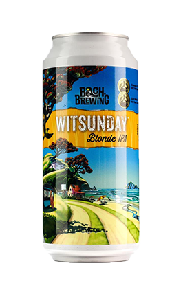 Bach Brewing WITSUNDAY Blonde IPA 440ml