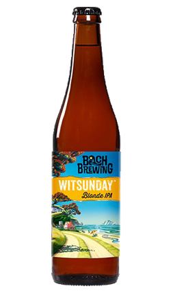Bach Brewing Witsunday Blonde IPA 500ml