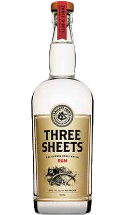 Ballast Point Three Sheets Rum 750ml