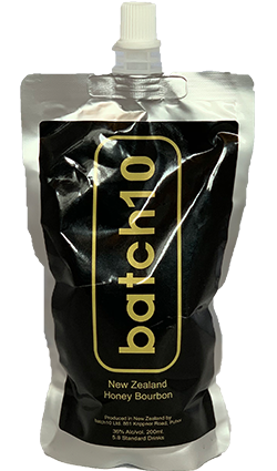 Batch 10 NZ Honey Bourbon 200ml Pouch