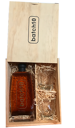 Batch 10 NZ Honey Bourbon 700ml GIFTBOX