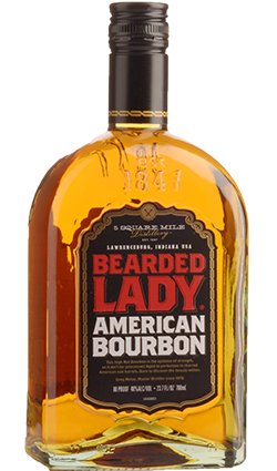 Bearded Lady Bourbon 1000ml