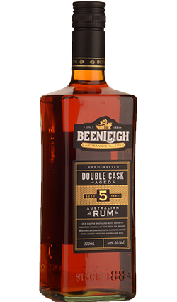Beenleigh Double Cask 5YO Rum 700ml