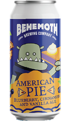Behemoth American Pie 440ml