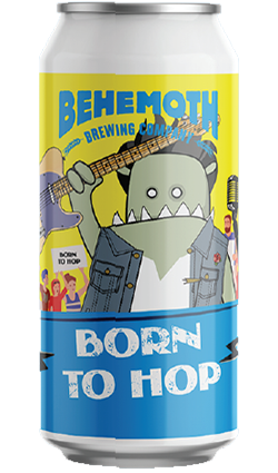 Behemoth Born To Hop 440ml CAN