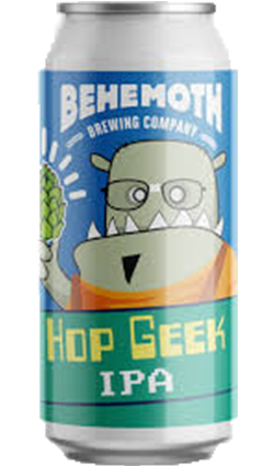Behemoth Hop Geek IPA 440ml