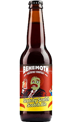 Behemoth Scotchy Scotch Scotch Ale 330ml