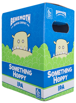 Behemoth Something Hoppy IPA 330ml 6pk