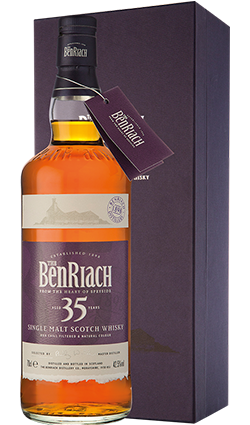 Benriach 35YO 700ml