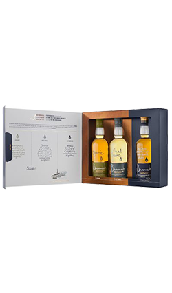 Benromach Trio Gift Pack 3 x 200ml