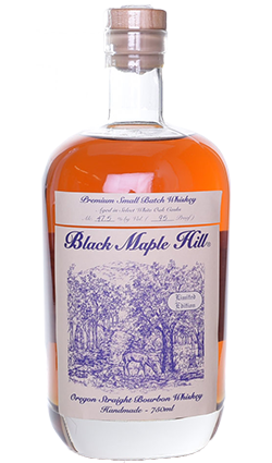 Black Maple Hill Oregon Bourbon 750ml